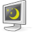 Apps Preferences Desktop Screensaver Icon 48x48 png