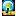 Domain Name Monetization Icon 16x16 png