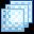 Layer Stack Arrange Back Icon