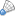 Sport Shuttlecock Icon 16x16 png