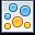 Bubblechart Icon