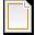 Document Spacing Icon