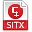 File Extension Sitx Icon