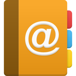 Address Book Icon 256x256 png
