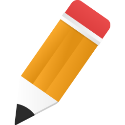 Edit Icon 256x256 png