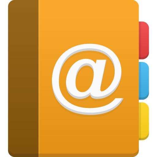 Address Book Icon 512x512 png