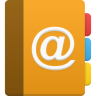 Address Book Icon 96x96 png