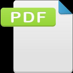 Pdf Icon Flatastic Icons Part 3 Softicons Com