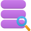 Database Search Icon 64x64 png