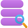 Database Search Icon 96x96 png