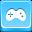 Joystick Icon 32x32 png