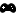 Joystick Black Icon 16x16 png