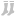 Socks Silver Icon 16x16 png