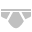 Briefs Silver Icon 32x32 png