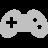 Joystick Silver Icon