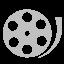 Multimedia Silver Icon