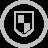 Antivirus Silver Icon