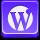 WordPress Icon 40x40 png