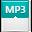 File MP3 Music Icon
