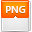 File PNG Image Icon