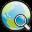 Web Search Icon 32x32 png