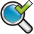 Search Check Icon 48x48 png