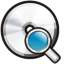 Disc Search Icon 64x64 png