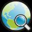 Web Search Icon 64x64 png