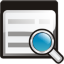 Application Search Icon 64x64 png