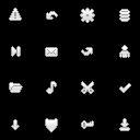Minicons Graphite Icons