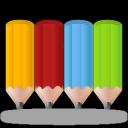 Colorpencils Icon