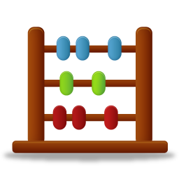 Abacus Icon 256x256 png