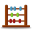 Abacus Icon 32x32 png