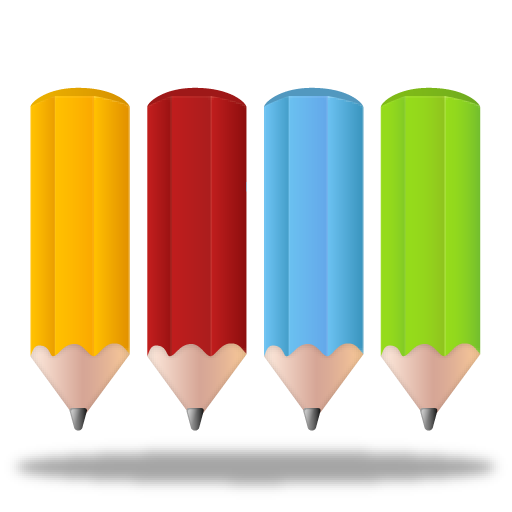 Colorpencils Icon 512x512 png