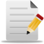 Edit File Icon 64x64 png