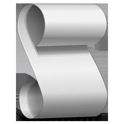 Script Icon 256x256 png