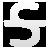 Font Strokethrough Icon