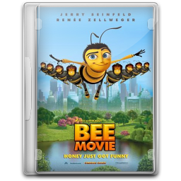 Bee Movie v4 Icon 256x256 png