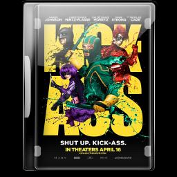 Kickass Icon 256x256 png