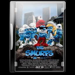 Smurfs v3 Icon 256x256 png