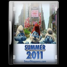 Smurfs v5 Icon 256x256 png