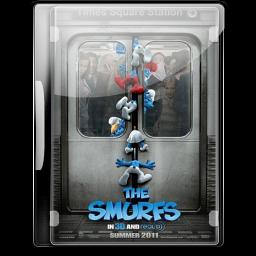 Smurfs v7 Icon 256x256 png