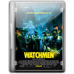 Watchmen Icon 256x256 png