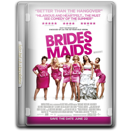 Brides Maids v11 Icon 256x256 png