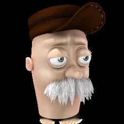Scruffy Icon 256x256 png