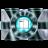 Silver Folder Library Icon