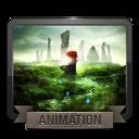 Folder Animation Icon