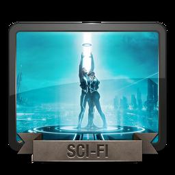 Folder SciFi 2 Icon 256x256 png