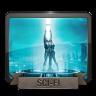 Folder SciFi 2 Icon 96x96 png