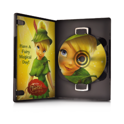 Tinkerbell and the Lost Treasure Icon 256x256 png